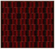 Textura vermelha Imagens de Stock