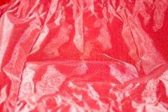 Textura vermelha Imagem de Stock