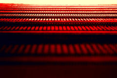 Textura vermelha abstrata Imagens de Stock Royalty Free