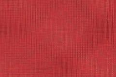 Textura vermelha abstrata Foto de Stock