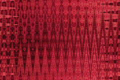 Textura vermelha abstrata criativa Foto de Stock