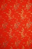Textura vermelha com phoenix imagem de stock