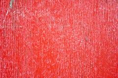 Textura vermelha da cerca de Grunge Imagem de Stock Royalty Free