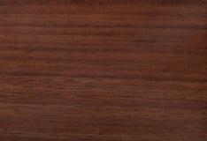 Textura vermelha da madeira de Sisham Imagem de Stock