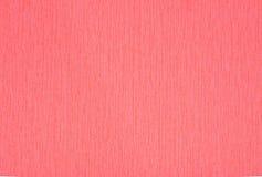 Textura vermelha da tela Imagens de Stock Royalty Free