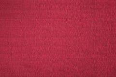 Textura vermelha de seda Fotografia de Stock Royalty Free