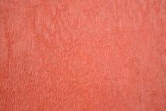 Textura vermelha de toalha Imagens de Stock