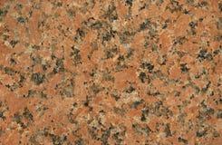Textura vermelha do granito Imagem de Stock
