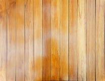 Textura vertical de madera anaranjada de la tira Imagen de archivo libre de regalías