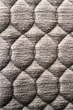 Textura vertical del colchón Fotos de archivo libres de regalías