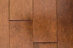 Textura vertical del suelo del arce Fotografía de archivo