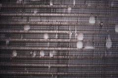 Textura vieja y del daño del metal Imagenes de archivo