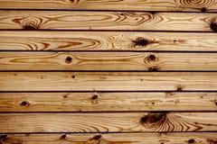 Textura - viejas tarjetas de madera Foto de archivo
