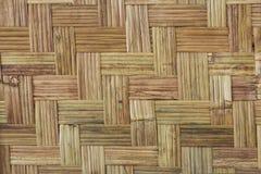 Textura y fondo de bambú Fotografía de archivo libre de regalías