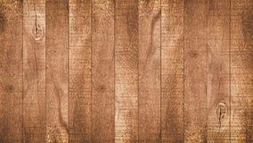 Textura y fondo de madera marrones reales naturales en la visión superior uso Imagen de archivo libre de regalías