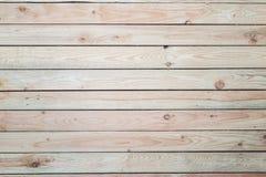 Textura y fondo del tablón de madera de pino Imagen de archivo libre de regalías
