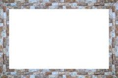 Textura y fondo del vintage del estilo de la pared de ladrillo Fotografía de archivo libre de regalías