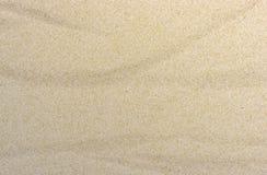 Textura y fondo finos de la arena Imagen de archivo