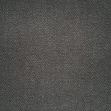Textura y fondo negros de la mezclilla del dril de algodón Imágenes de archivo libres de regalías