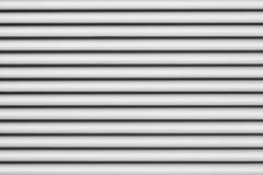 Textura y fondo plateados de metal de aluminio Fotografía de archivo libre de regalías