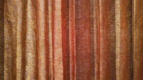 Textura y luz del sol de la cortina imágenes de archivo libres de regalías