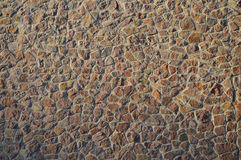 Textural background stone masonry Stock Photo
