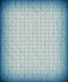 Textural blue old paper Stock Photography