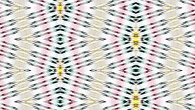Colorful pattern on a white background. Vector. Textural image for interior and Web design. Abstract illustration. White, black, yellow, green, pink colors vector illustration