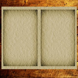 Textural old paper Royalty Free Stock Image