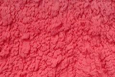 Textural rosa tyg Royaltyfri Foto