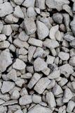 Textural stones closeup Stock Photo