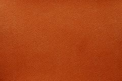Textural surface of red skin Stock Photography