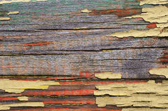 Textural wooden background Stock Photo
