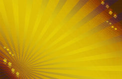 Textural  yellow background Royalty Free Stock Photography