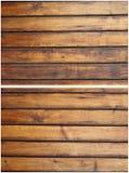 Texturas 02 da madeira Foto de Stock Royalty Free