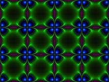 Texturas abstratas azuis verdes Imagens de Stock Royalty Free