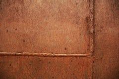 Texturas aherrumbradas Fotografía de archivo libre de regalías