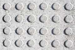 Texturas circulares no assoalho do granito imagens de stock