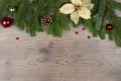 Texturas com o tema do inverno quadro acima Foto de Stock
