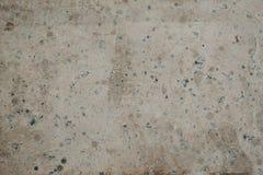 Texturas concretas sarapintados do assoalho Foto de Stock