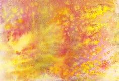 Texturas da aquarela Fotografia de Stock Royalty Free