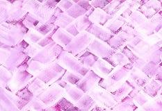Texturas da aquarela Fotos de Stock