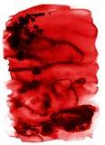 Texturas da cor de água Ilustração do Vetor