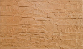 Texturas da parede de pedra Fotos de Stock