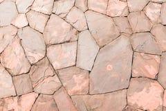Texturas da parede de pedra Fotos de Stock Royalty Free