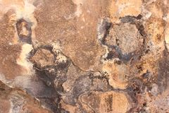 Texturas 5 da rocha imagens de stock