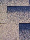 Texturas da tampa de Rooof foto de stock royalty free