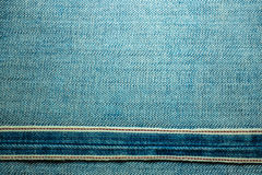 Texturas das calças de brim fotos de stock royalty free