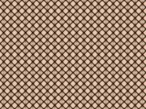 Texturas de Brown stock de ilustración