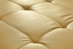 Texturas de couro do sofá fotografia de stock royalty free